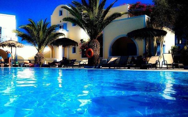 ZEPHYROS HOTEL, Santorini, vlastní doprava, snídaně v ceně5