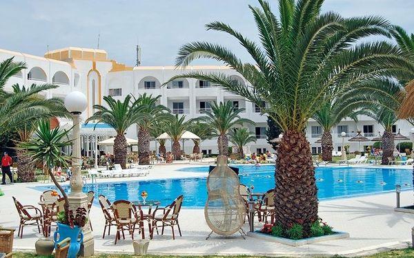 GOLF RESIDENCE, Tunisko (pevnina), vlastní doprava, polopenze5