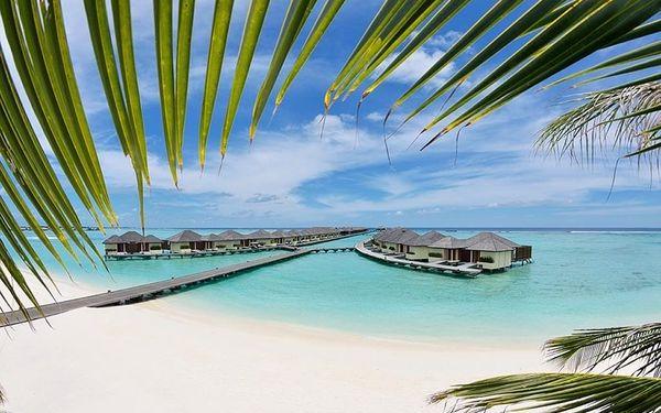 Maledivy - Kaafu atol na 10 dnů