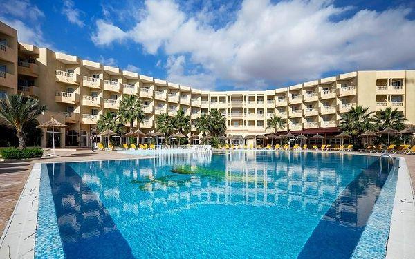Tunisko - Hammamet na 4-22 dnů, all inclusive