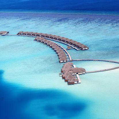 Maledivy - Jižní Atol Male letecky na 9 dnů, snídaně v ceně