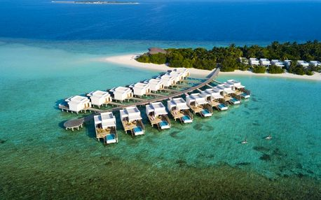 Maledivy - Raa Atol letecky na 9 dnů, all inclusive