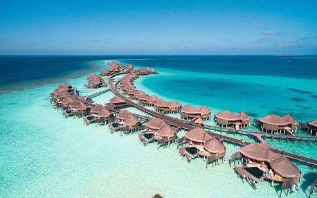 Maledivy - Severní Ari atol letecky na 9 dnů, snídaně v ceně