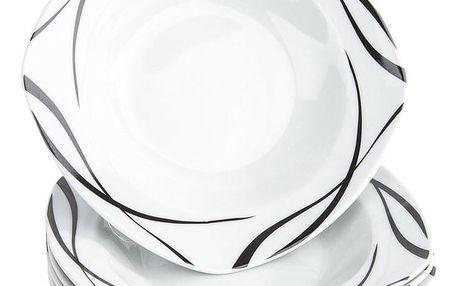 Mäser 6dílná sada hlubokých talířů Oslo, 21,5 cm