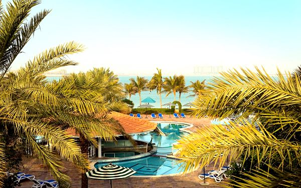 BM BEACH RESORT, Ras Al Khaimah, letecky, all inclusive5