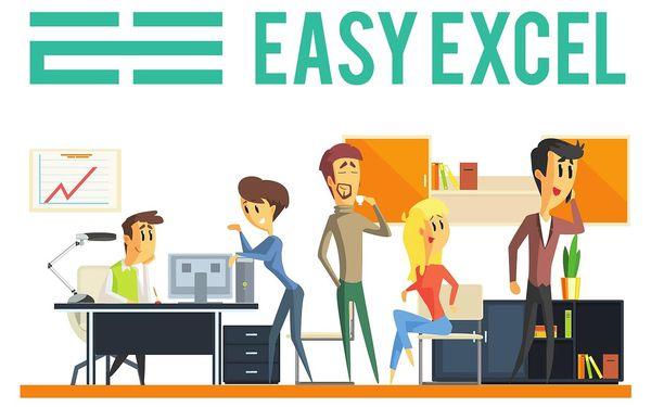 Kompletní roční online kurz Makra a VBA pro MS Excel s certifikátem3