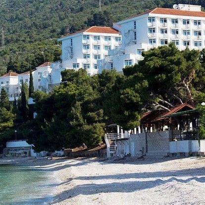 Chorvatsko - Gradac letecky na 8-15 dnů