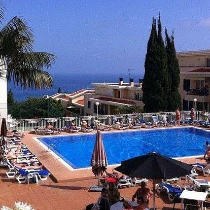 Portugalsko - Madeira letecky na 8-15 dnů