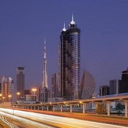 Spojené arabské emiráty - Dubaj letecky na 5 dnů