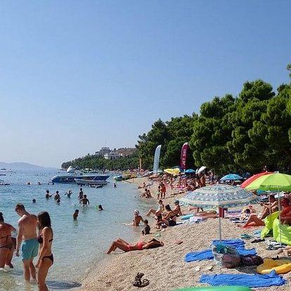 Chorvatsko - Tučepi letecky na 8-15 dnů
