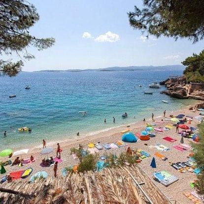 Chorvatsko - Orebić letecky na 8 dnů, snídaně v ceně