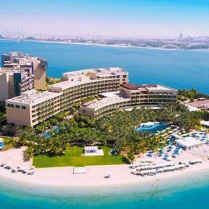 Spojené arabské emiráty - Dubaj letecky na 5-15 dnů, ultra all inclusive