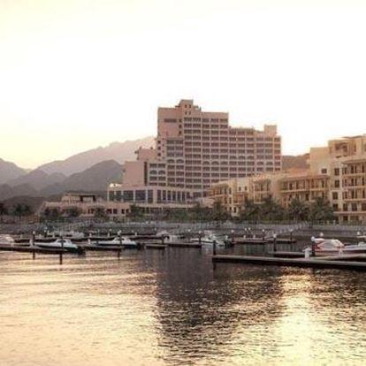 Spojené arabské emiráty - Fujairah letecky na 6-11 dnů