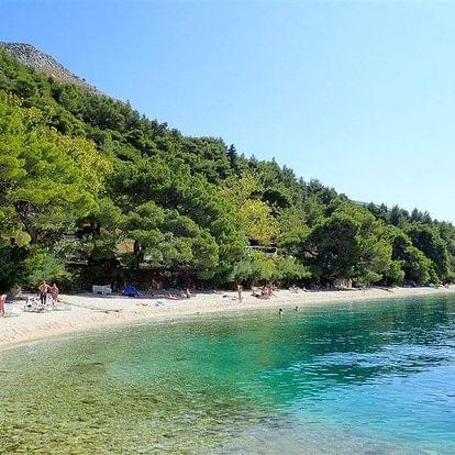 Chorvatsko - Omiš na 8-15 dnů