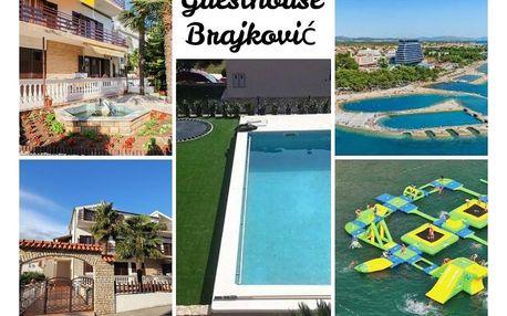 Chorvatsko, Vodice: Guesthouse Brajković