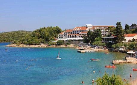 Chorvatsko - Korčula letecky na 8 dnů