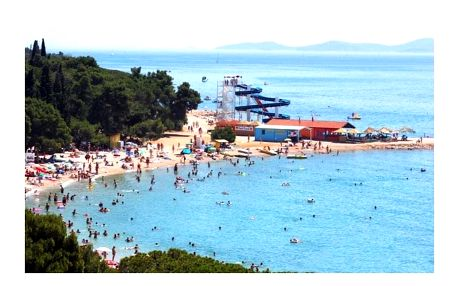Chorvatsko - Biograd na Moru letecky na 8-15 dnů, polopenze