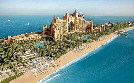 Spojené arabské emiráty - Dubaj letecky na 4-15 dnů, polopenze