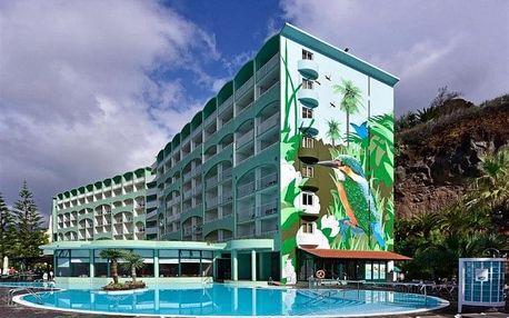 Portugalsko - Madeira letecky na 8-12 dnů, all inclusive