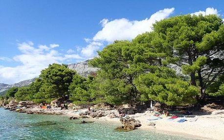Chorvatsko - Baška Voda letecky na 8-15 dnů