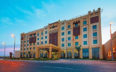 Spojené arabské emiráty - Abu Dhabi letecky na 5-8 dnů