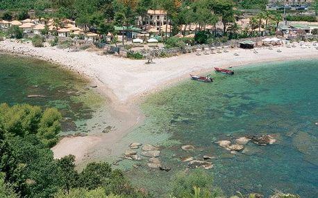 Itálie - Sicílie letecky na 8-12 dnů, snídaně v ceně