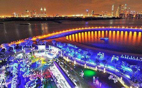 Spojené arabské emiráty - Dubaj letecky na 5-12 dnů, ultra all inclusive