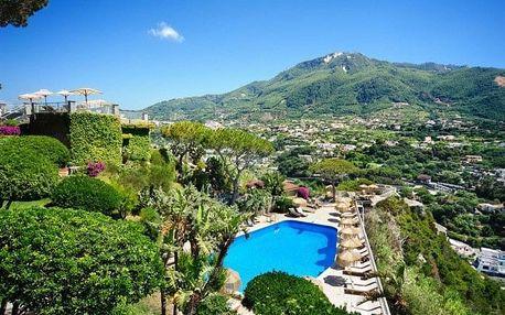 Itálie - Ischia letecky na 8-12 dnů, snídaně v ceně