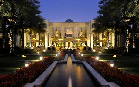 Spojené arabské emiráty - Dubaj letecky na 5-8 dnů, snídaně v ceně