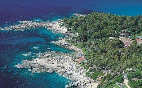 Itálie - Sardinie letecky na 8-15 dnů, polopenze