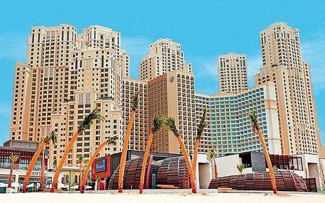 Spojené arabské emiráty - Dubaj letecky na 4-12 dnů