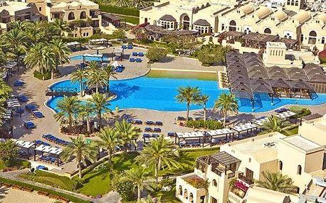 Spojené arabské emiráty - Fujairah letecky na 5-13 dnů