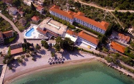 Chorvatsko - Trpanj letecky na 8 dnů