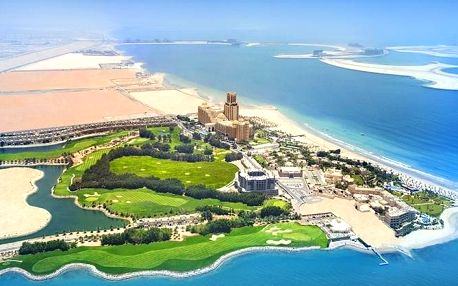 Spojené arabské emiráty - Ras Al Khaimah letecky na 6-11 dnů, polopenze