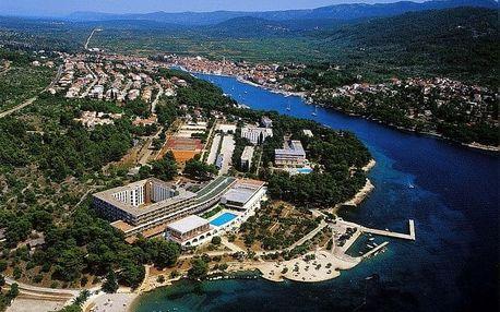 Chorvatsko - Hvar letecky na 8 dnů, polopenze
