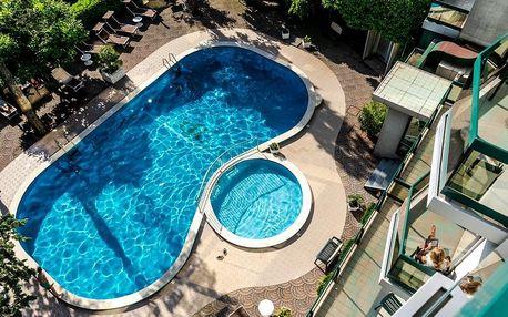 Itálie, Lido di Jesolo | Hotel New Tiffany's Park*** | Dítě do 7 let zdarma | Bazén | Polopenze