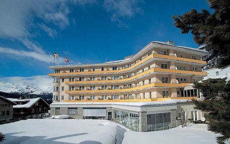 Švýcarsko - Graubünden na 4-8 dnů, polopenze