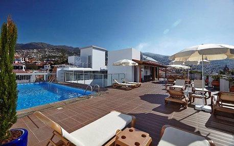 Portugalsko - Madeira letecky na 8 dnů, snídaně v ceně