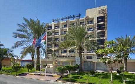 Spojené arabské emiráty - Ajman letecky na 5-15 dnů