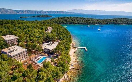 Chorvatsko - Hvar letecky na 8 dnů