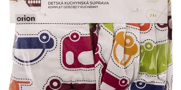 Orion Dětská kuchyňská sada pro kluky3