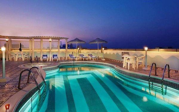 AVENUE HOTEL, Dubai, Spojené arabské emiráty, Dubai, letecky, snídaně v ceně2