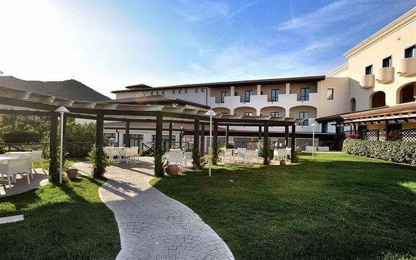 Nicolaus Club Cala della Torre, Sardinie / Sardegna, Itálie, Sardinie / Sardegna, letecky, all inclusive2