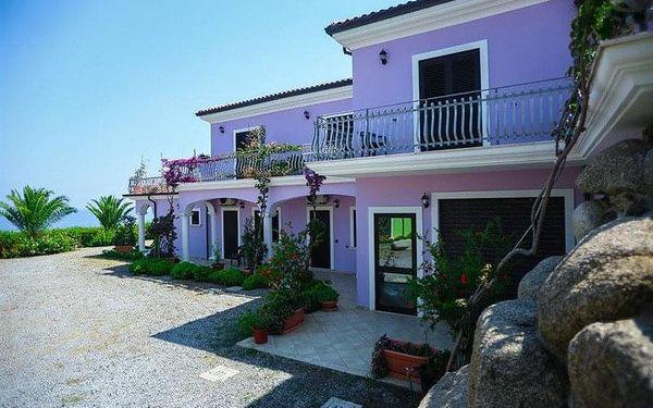 Hotel Villaggio Lido San Giuseppe, Kalábrie, Itálie, Kalábrie, letecky, all inclusive2