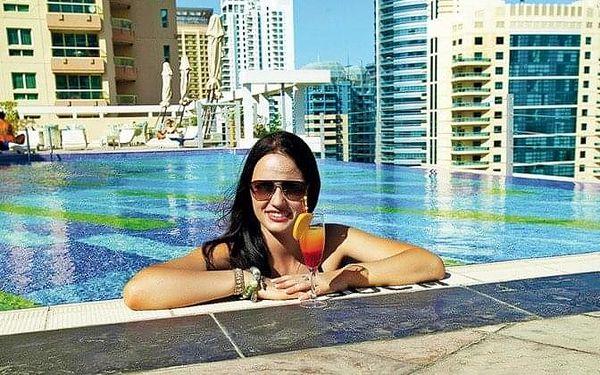 HOTEL MARINA BYBLOS, Dubai, Spojené arabské emiráty, Dubai, letecky, snídaně v ceně2