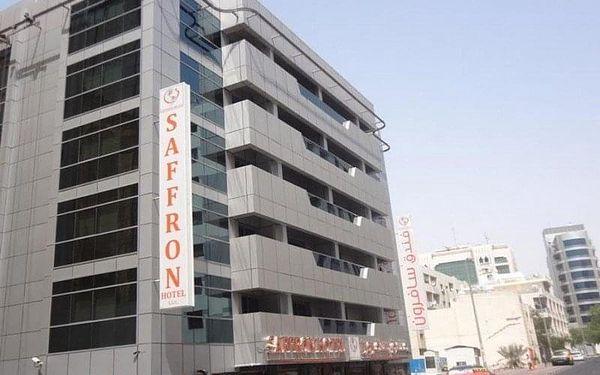 SAFFRON HOTEL, Dubai, Spojené arabské emiráty, Dubai, letecky, bez stravy2