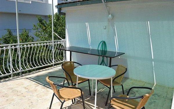 Apartmány ANTE, Omiš, Chorvatsko, Omiš, letecky, polopenze2