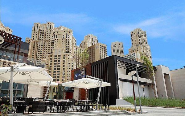 Amwaj Rotana, Jumeirah Beach Residence, Dubai, Spojené arabské emiráty, Dubai, letecky, snídaně v ceně2