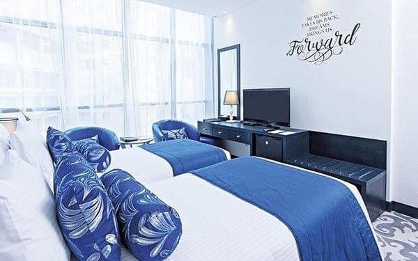 HOTEL SIGNATURE 1 HOTEL TECOM, Dubai, Spojené arabské emiráty, Dubai, letecky, snídaně v ceně4