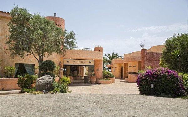 Blu Sant Elmo Beach Hotel, Sardinie / Sardegna, Itálie, Sardinie / Sardegna, letecky, plná penze2